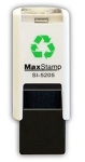 MaxStamp SI-5205 Self Inking Stamp 11x11mm Maxum 5205