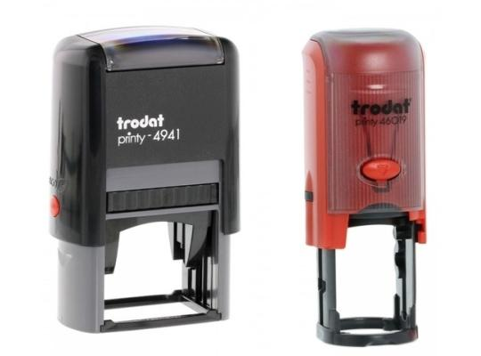 Trodat Printy Self Inking Stamps