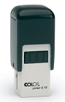 Colop Printer Q12 Custom Self Inking Stamp 11x11mm CPQ12