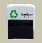 MaxStamp 1 Self Inking Stamp 36x13mm Maxum SI-10
