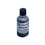Polymet Quick Drying Ink for use Traditional Stamps 4oz - 114ml
