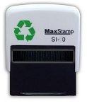 MaxStamp 0 Self Inking Stamp 23x8mm Maxum SI-0