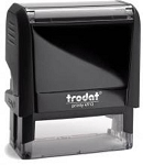 Trodat Printy 4913 Self Inking Stamp 56x20mm 6/4913
