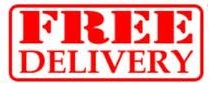 Free Delivery on Everything!