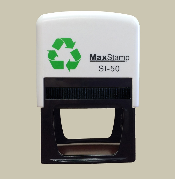 Self-inking stamps are perfect for your business