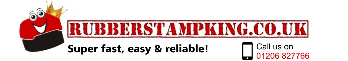 Custom Rubber Stamps Rubber Stamp King