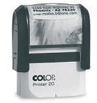 Colop Printer 20 Custom Self Inking Stamp 36x12mm CP20
