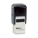 Colop Printer Q17 Custom Self Inking Stamp 15x15mm CPQ17