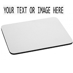 Personalised Mousemat / Mousepad Printed with your Logo, Text or Photo Custom Made