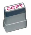 COPY - Red - Ready Made Rubber Stamp MaxStamp MS15