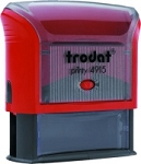 Trodat Printy 4915 Self Inking Stamp 68x22mm 6/4915