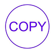 COPY STAMP SELF INKING 15MM