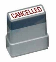 Stock Stamp MS11 Cancelled
