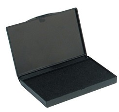 A large Stamp pad suitable for use with traditional rubber stamps up to 175X125mm
